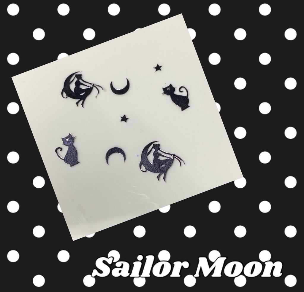 Sailor Moon Shapes