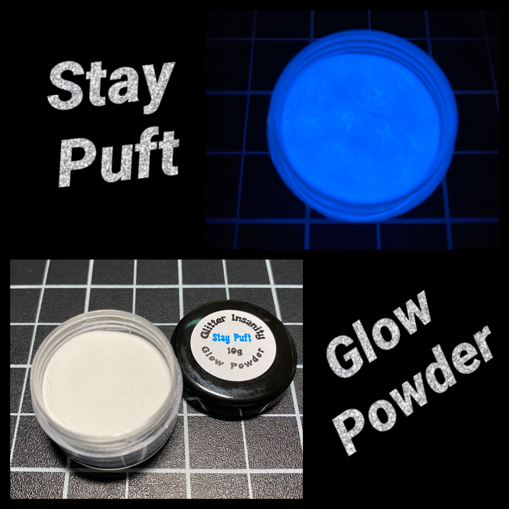Stay Puft Glow Powder