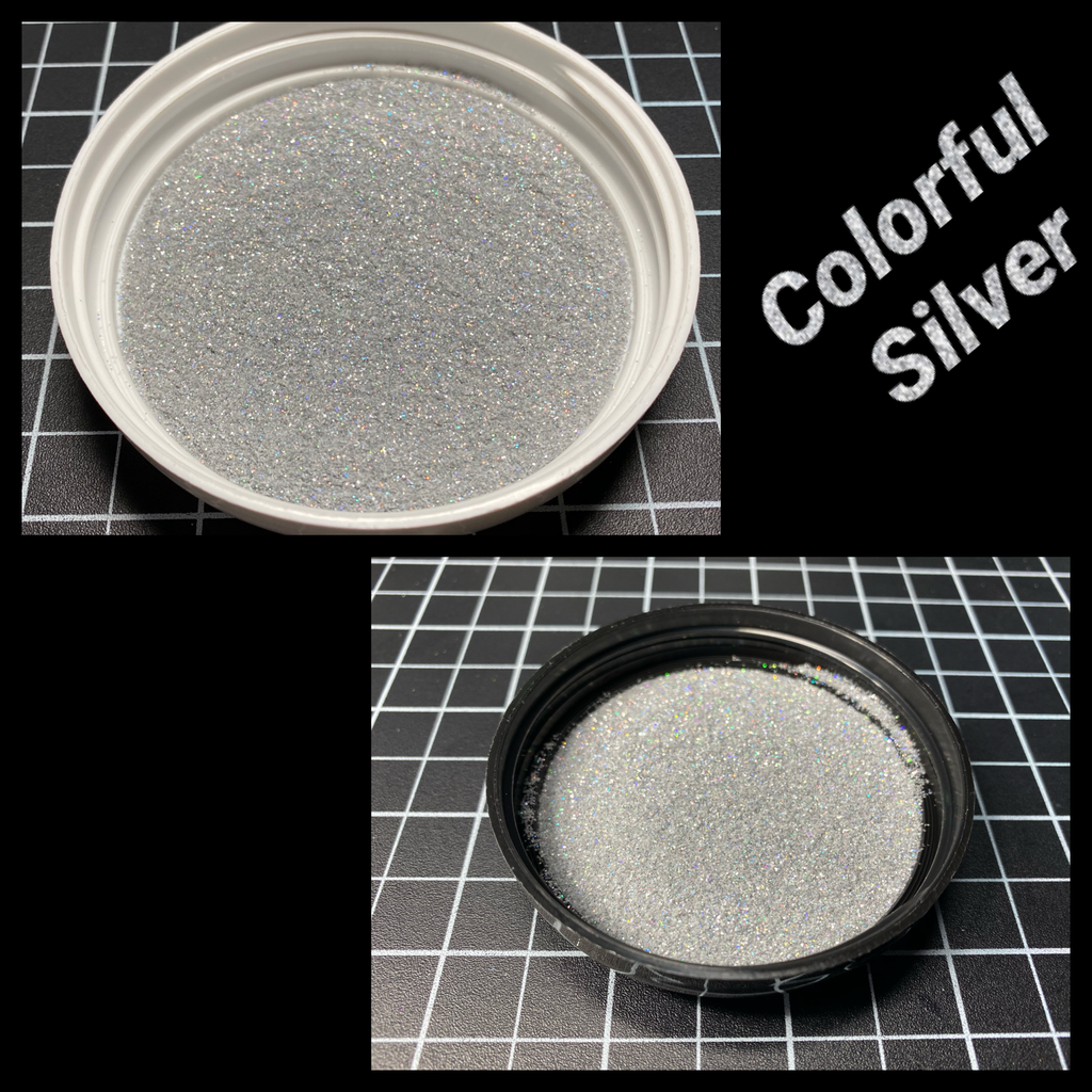 Colorful Silver