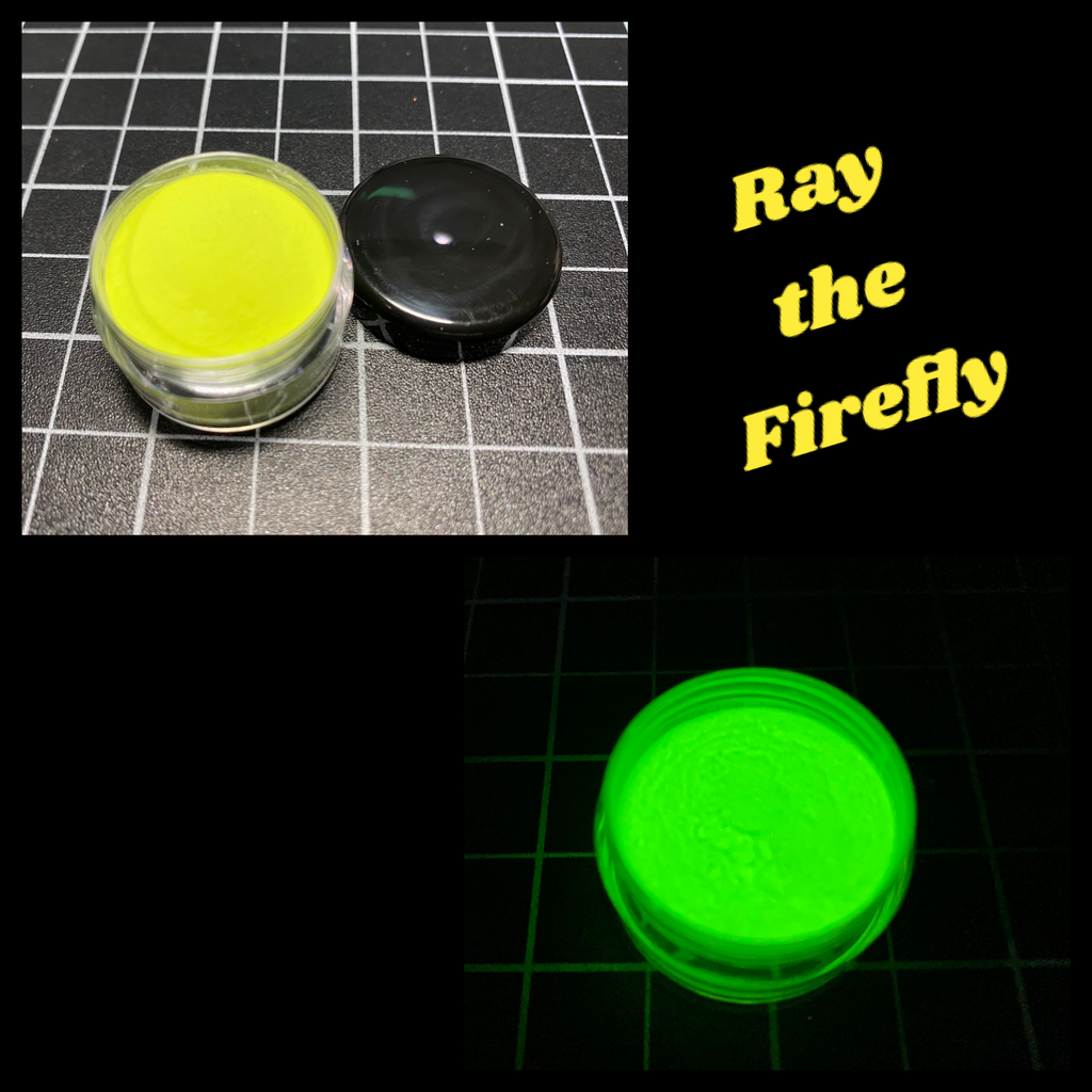 Ray the Firefly Glow Powder