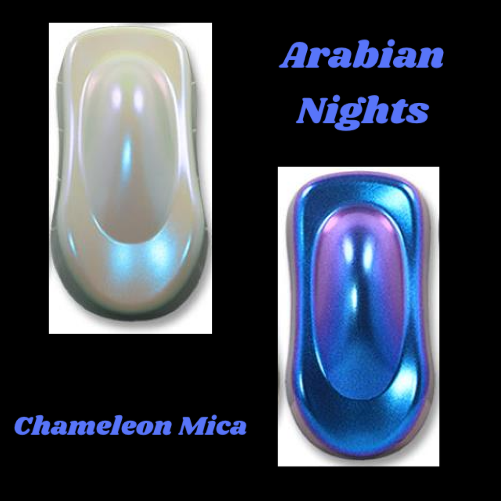 Arabian Nights Chameleon Mica