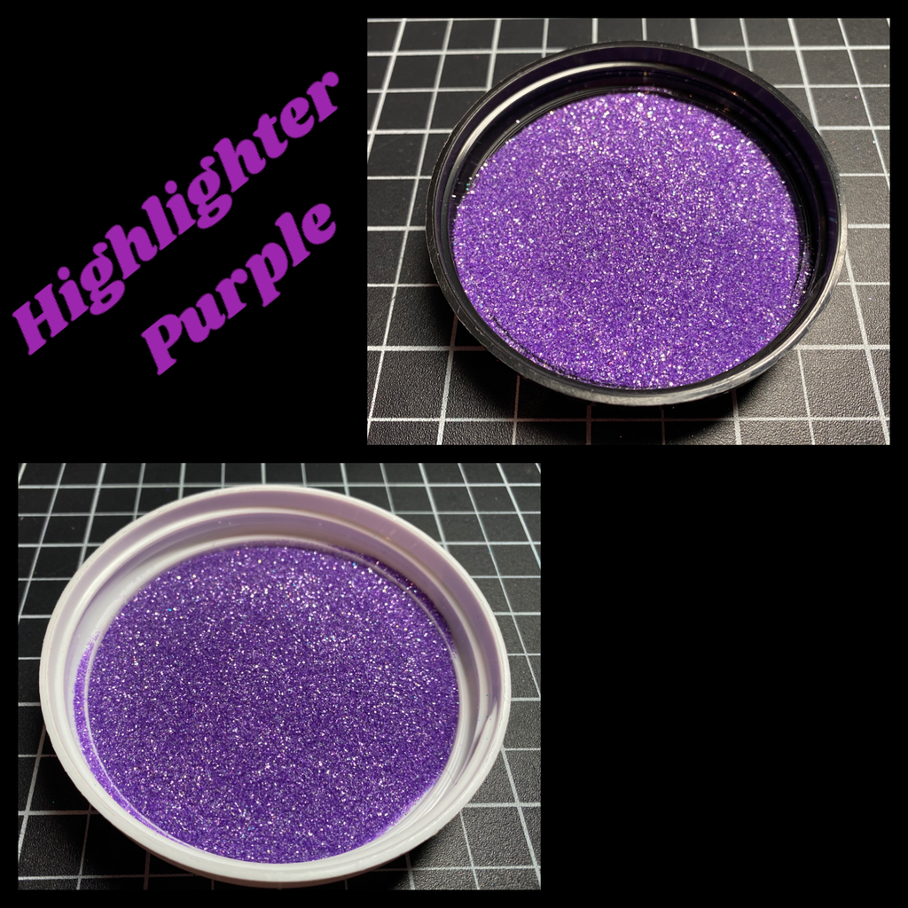Highlighter Purple