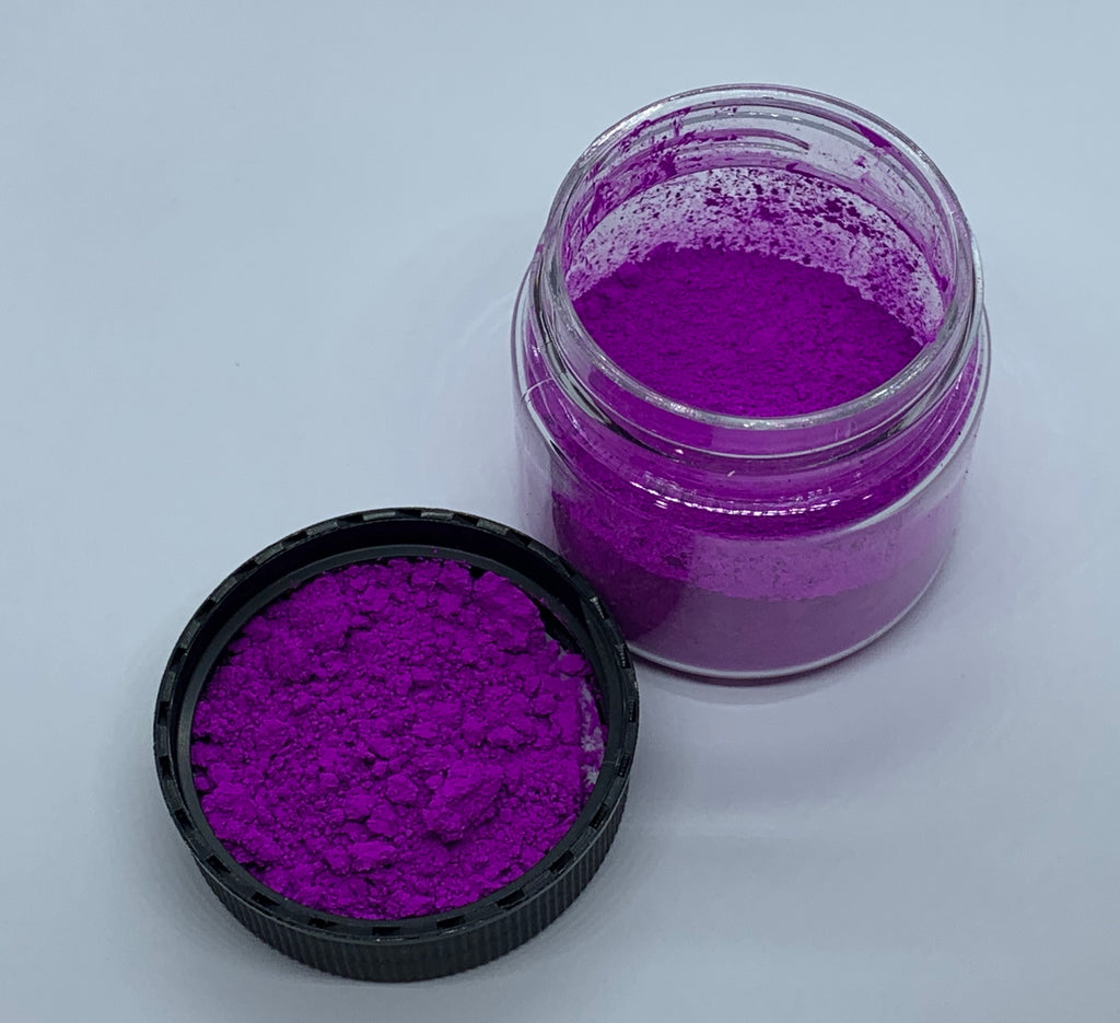 Neon Purple Pigments