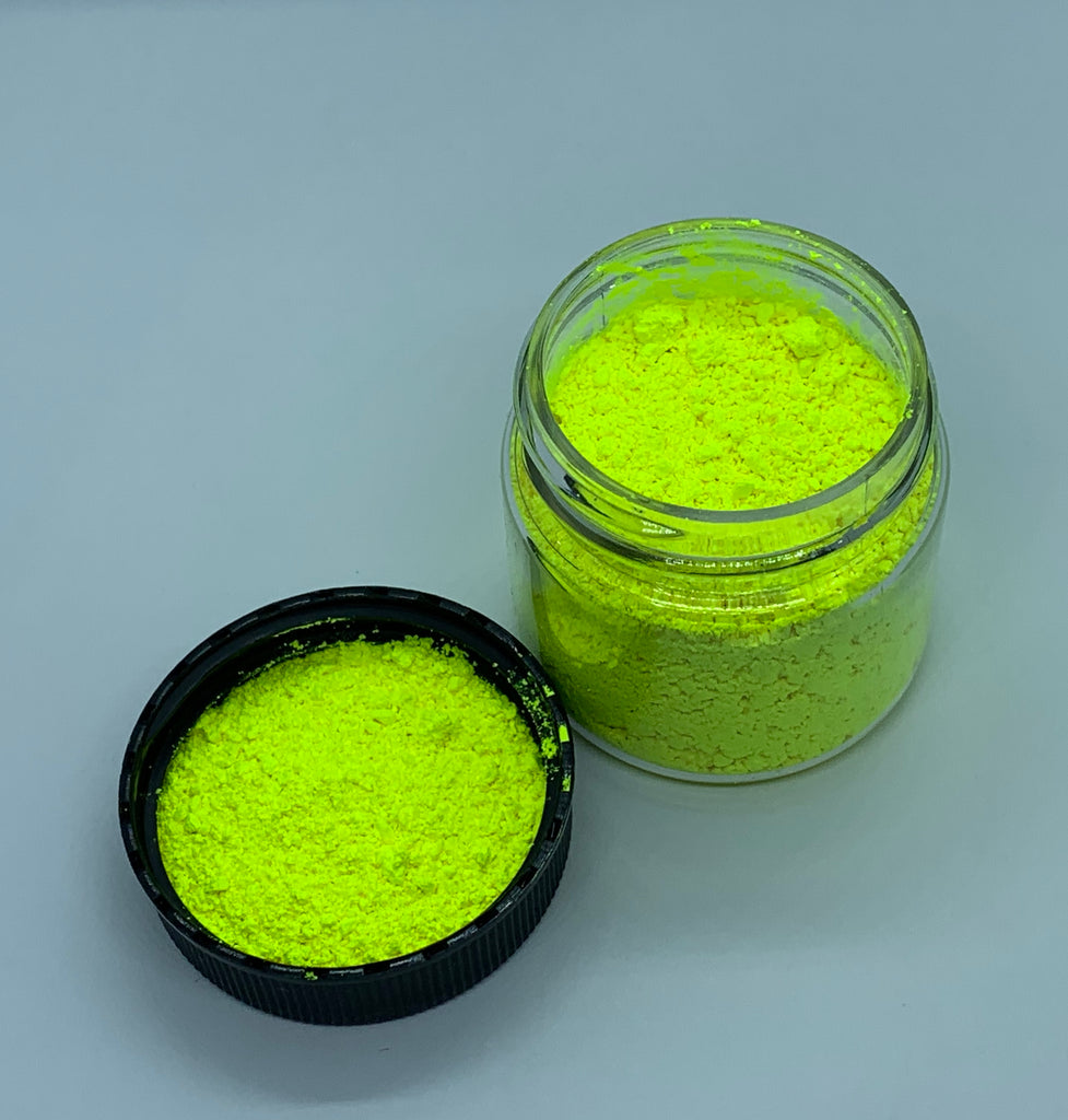 Neon Yellow Pigments