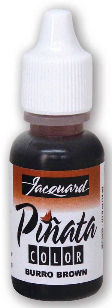 Jacquard Burro Brown