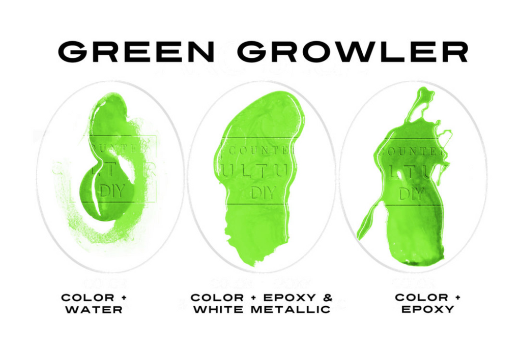 Green Growler