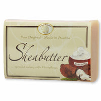 Seife Sheabutter