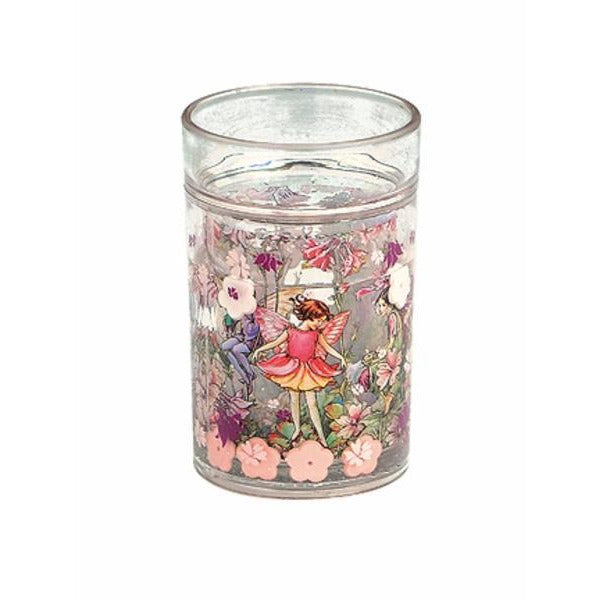Glitter Becher Flower Fairies