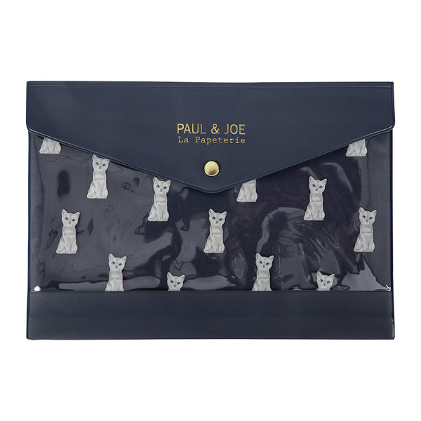 Stationery Case Chess Cat