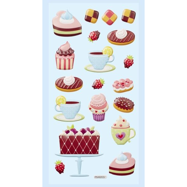 Soft Sticker Patisserie