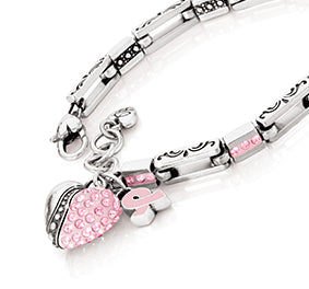 Brighton Power Of Pink Breast Cancer Bracelet 2012