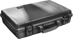 Pelican 1490 Watertight Protector Laptop Case with Foam