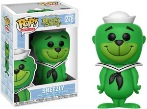 Funko Hanna Barbera Breezly and Sneezly POP! Animation Sneezley Figure #278 NIP