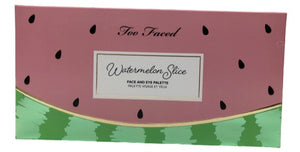 TOO FACED Tutti Frutti Watermelon Slice Face and Eye Palette