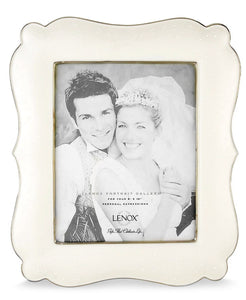 "Lenox Wedding Promises ""Opal Innocence"" 8x10 Picture Frame"