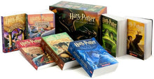 Load image into Gallery viewer, Harry Potter The Complete Series Set Books Full Set 1-7 Soft Cover