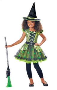 Halloween Charmed Witch Costume ~ Child Medium ~ NWT