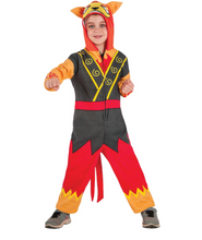 Load image into Gallery viewer, Yo-Kai Watch Blazion ~ Halloween Costume ~Child/Boys Medium (8-10  ~By Rubies ~ New