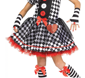 Halloween Marionette Doll Costume~ Girls/Child Large ~ NWT