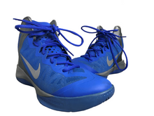 Load image into Gallery viewer, Mens NIKE Zoom Hyperenforcer PE Treasure Blue Size 9.5