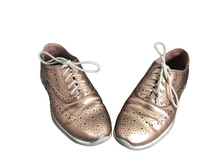 Load image into Gallery viewer, Cole Haan Rose Gold Zerogrand Shoes Size 6.5