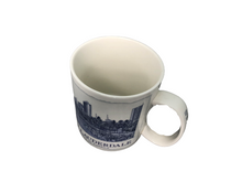 Load image into Gallery viewer, Starbucks Coffee Mug Fort Lauderdale Architectural Series  18 oz