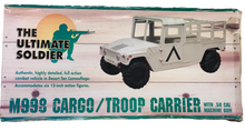 Load image into Gallery viewer, The Ultimate Soldier *Rare* 1:6 Scale M998 Cargo/Troop Carrier