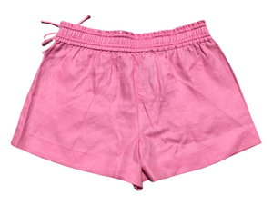 J. Crew Pink Side-Tie Pull On Shorts Size Small NWT