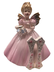 "Josef Original Collectible Angel ~ ""THE ELEVENTH YEAR"" w/Tag"