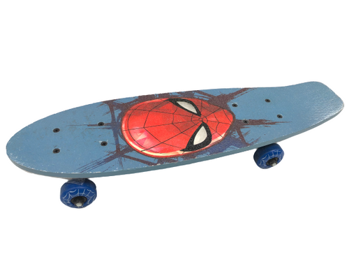 Bravo Sports 2018 Marvel Spiderman Skateboard 21 inch deck