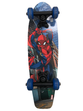 Load image into Gallery viewer, Bravo Sports 2018 Marvel Spiderman Skateboard 21 inch deck