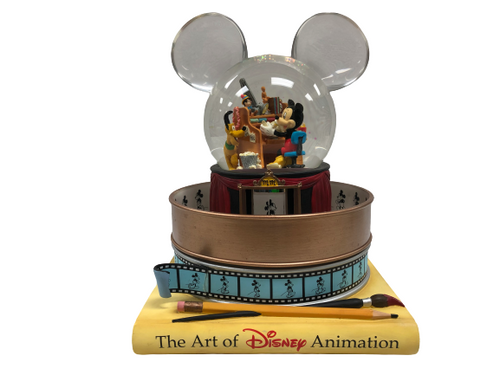 Disney's Mickey's Celebration of Animation Snowglobe (RARE)