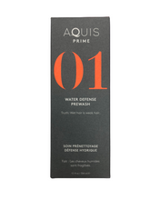 Load image into Gallery viewer, Aquis Prime 01 Water Defense Prewash New In Box 12 oz Hair Care