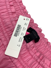 Load image into Gallery viewer, J. Crew Pink Side-Tie Pull On Shorts Size Small NWT