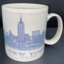Load image into Gallery viewer, Starbucks Coffee Mug New York Architectural Series  18 oz