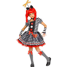 Load image into Gallery viewer, Halloween Marionette Doll Costume~ Girls/Child Large ~ NWT