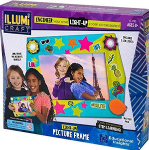 ILLUMi Craft Light-Up Picture Frame by Educational Insights