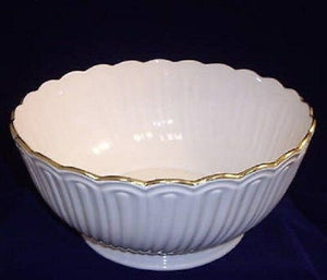 "Lenox 9"" Round Serving Bowl Housewarming Collection"