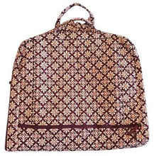 Load image into Gallery viewer, Vera Bradley Retired Medallion Quilted Garment Bag NWT