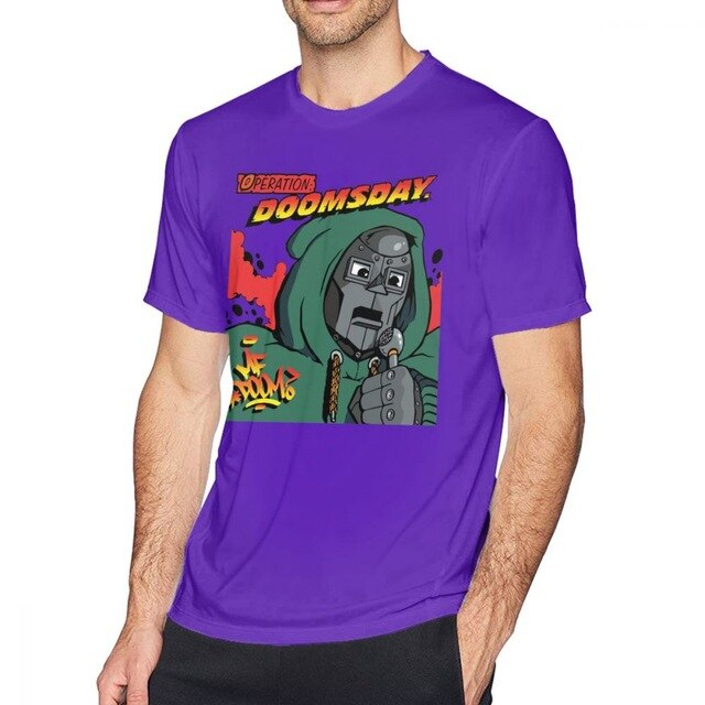 Mf Doom  Hop Rock Doom T-Shirt