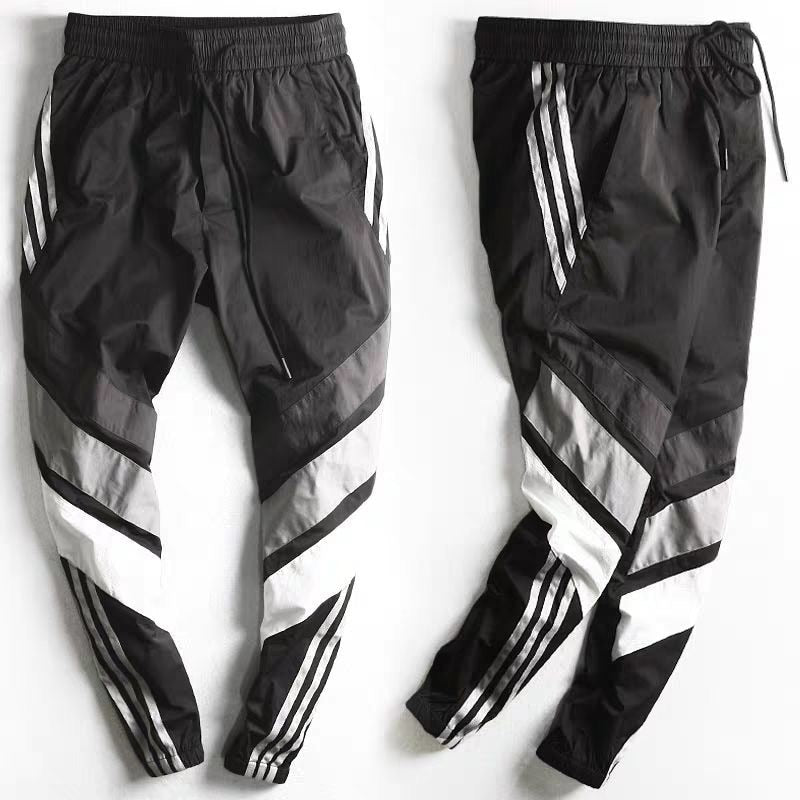 Youth Version Closing Feet Nine Points Casual Pant