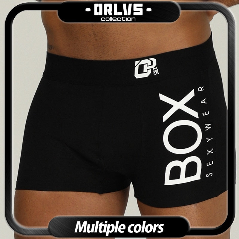 ORLVS Brand Men Underwear