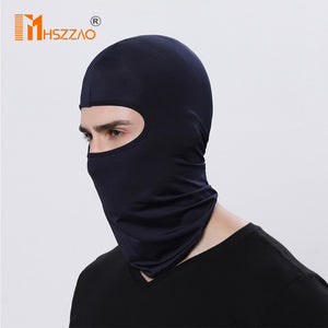 Tactical Face Shield Mascara Ski  Full Face Mask