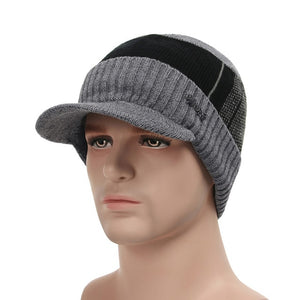 New Fashion  Wool Scarf Caps Set Hat