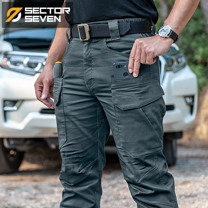 SWAT Army Active Military Work Cotton Male Trousers