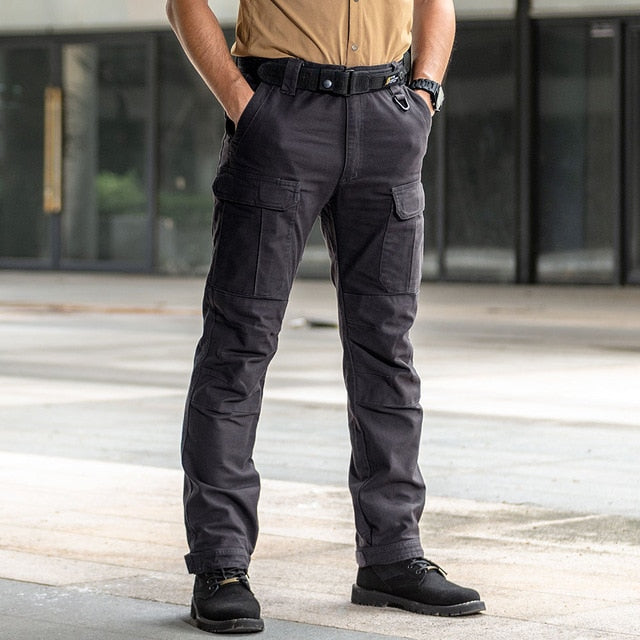 New IX5 Tactical SWAT Army Active Military Work Cotton Trousers