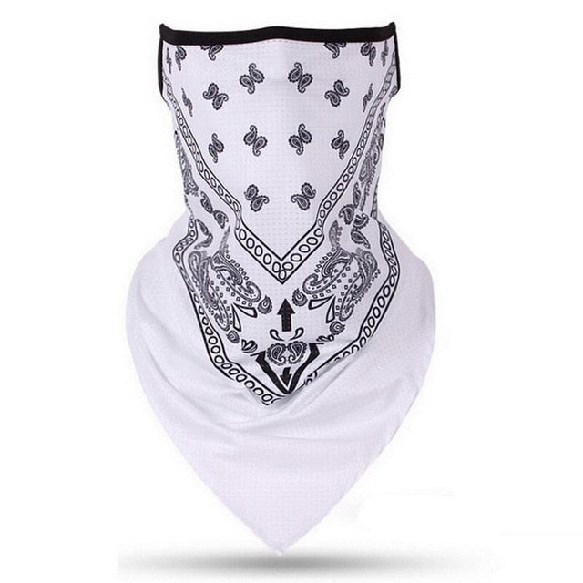 Face Shield Beanie Cap Windproof Mask