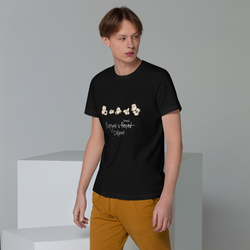Everyone is popped different - Women's Organic Cotton T-Shirt - WÆCK