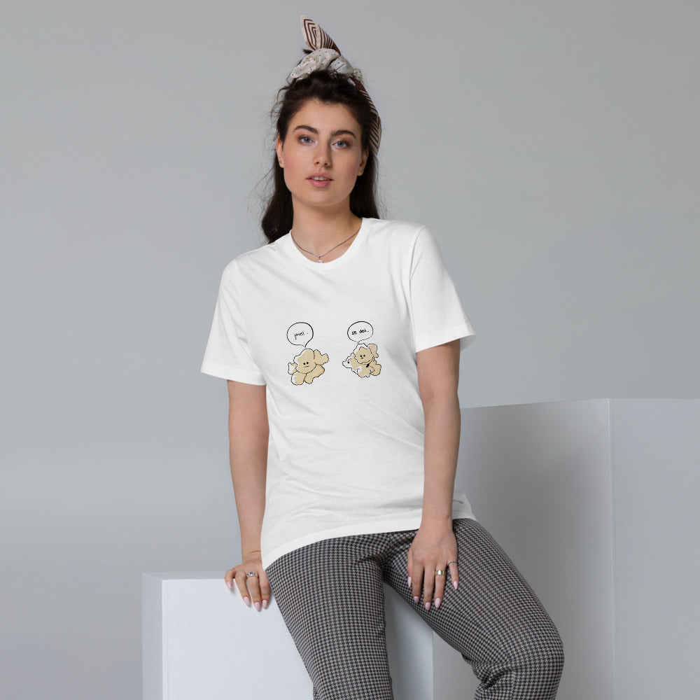 Javel. Se det. - Women's Organic Cotton T-Shirt - WÆCK