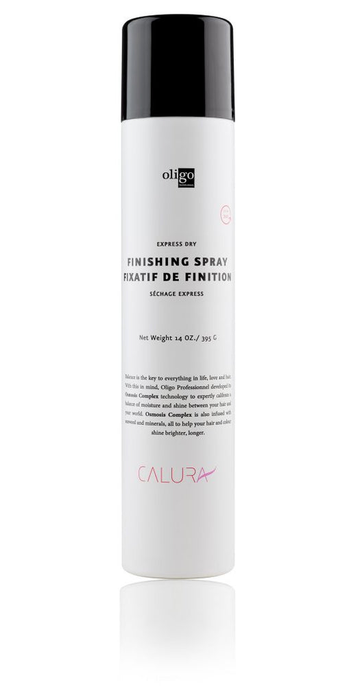 Oligo - Calura - Finishing Spray | 395g - Hair Products - Prohair